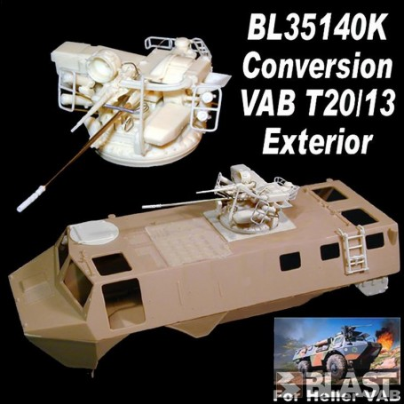 BL35140K - CONVERSION VAB T20/13 -EXTERIEUR - REEDITION SERIE LIMITEE