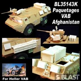 BL35143K - VAB PAQUETAGES ET ACCESSOIRES - AFGHANISTAN