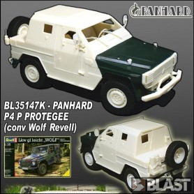 BL35147K - PANHARD P4 P PROTEGEE  - CONV WOLF REVELL