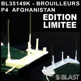 BL35149K - SYSTEME BOUILLEURS IED POUR P4  - EDITION LIMITEE