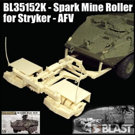 BL35152K - US SPARK MINE ROLLER FOR STRYKER