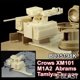 BL35198K - US CROWS XM101 FOR M1A2 ABRAMS - TAM/DRA