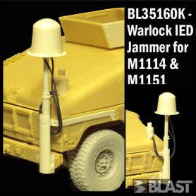 BL35160K - US MC WARLOCK IED JAMMER FOR M1114 AND M1151