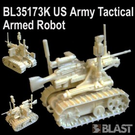 BL35173K - US ARMY TACTICAL ARMED ROBOT