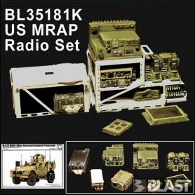 BL35181K - US MRAP RADIO SET