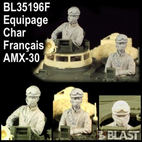 BL35196F - EQUIPAGE FRANCAIS POUR AMX-30