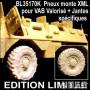 BL35170K - PNEUX MONTE XML VAB VALORISE + JANTES SPECIFIQUES