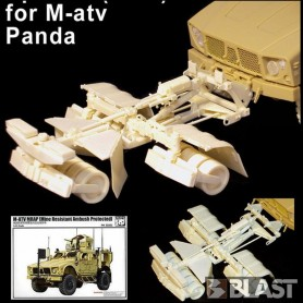 BL35188K - US MINE ROLLER SPARK + (PLUS) FOR M-ATV - PANDA - LIMITED EDITION 04/18