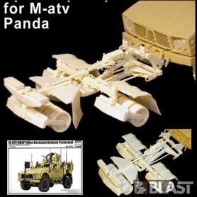 BL35188K - US MINE ROLLER SPARK PLUS FOR M-ATV - PANDA - LIMITED EDITION