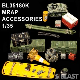 BL35180K - MRAP ACCESSORIES
