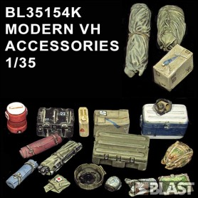 BL35154K - MODERN MILITARY ACCESSORIES