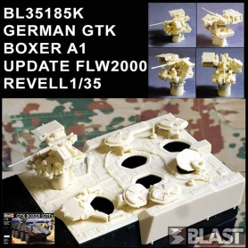 BL35185K - GERMAN GTK BOXER A1 FLW 2000 UPDATE SET - AFGHA - REEDITION MAY 2018