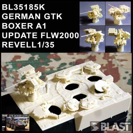 BL35185K - GERMAN GTK BOXER A1 FLW 2000 UPDATE SET - AFGHA - REEDITION MAY  2018