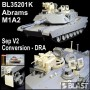 BL35201K - US M1A2 SEP V2 W/ M153 CROWS II - CONVERSION DRAGON
