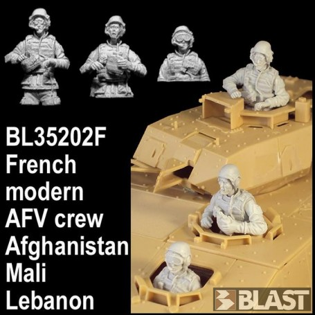 BL35202F - EQUIPAGE MODERNE VBCI - AFGHANISTAN MALI LIBAN*