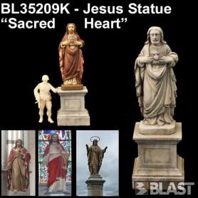BL35209K - JESUS STATUE