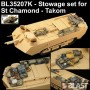 BL35207K - FRENCH ST CHAMOND STOWAGE SET - TAKOM