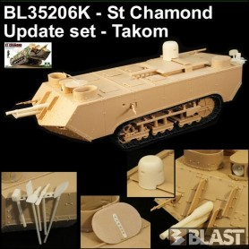 BL35206K - FRENCH ST CHAMOND UPDATE SET - TAKOM