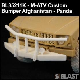 BL35211K - US M-ATV CUSTOM BUMPER AFGHANISTAN - PANDA