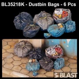 BL35218K - DUSTBIN BAGS - 6 PCS