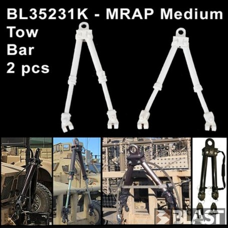 BL35231K - MRAP MEDIUM TOW BAR - 2 PCS