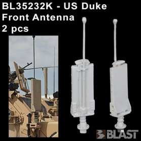 BL35232K - US DUKE FRONT ANTENNA - 2 PCS