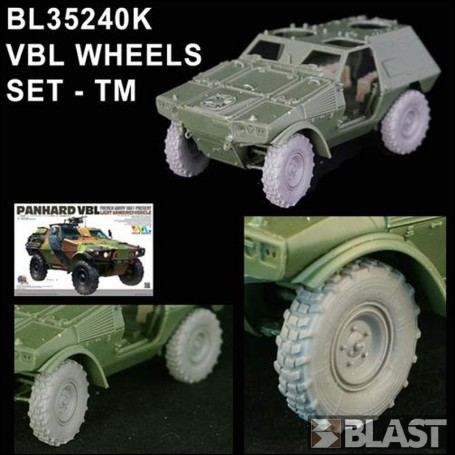 BL35240K - VBL WHEELS SET - TM