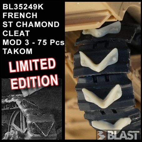 BL35249K - FRENCH ST CHAMOND CLEAT MOD 3 - TAKOM / LIMITED EDITION