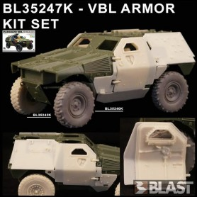BL35247K - VBL ARMOR KIT SET