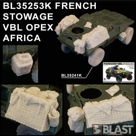 BL35253K - FRENCH VBL STOWAGE OPEX AFRICA
