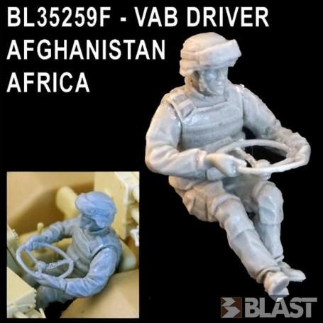 BL35259F - VAB DRIVER AFGHANISTAN - AFRICA