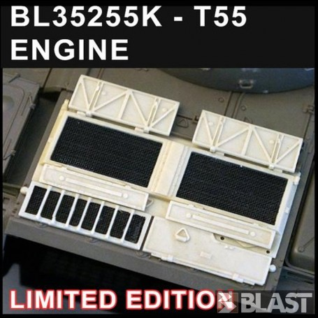 BL35255K - T55 ENGINE - LIMITED EDITION