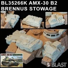 BL35266K - AMX-30 B2 BRENNUS STOWAGE - TM