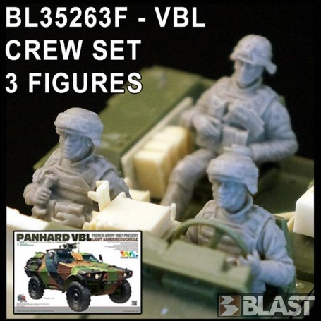 BL35263F - VBL CREW SET - 3 FIG