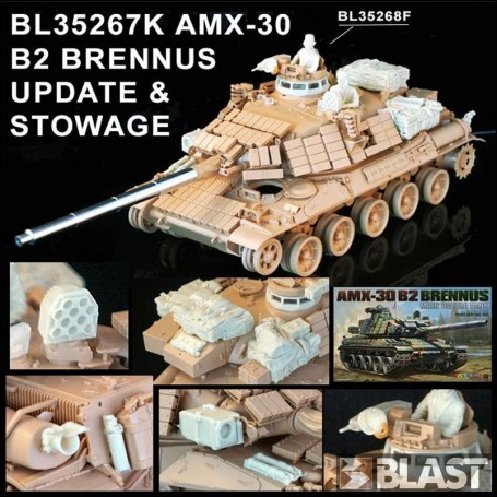 BL35267K - AMX-30 B2 BRENNUS UPDATE AND STOWAGE - TM