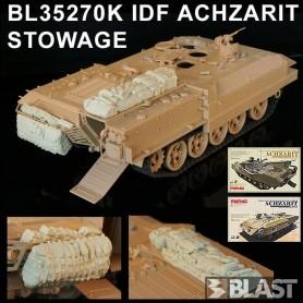 BL35270K - IDF ACHZARIT STOWAGE
