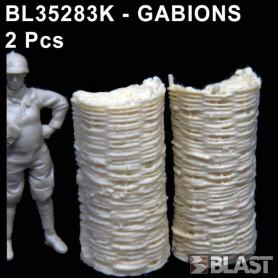 BL35283K - GABIONS - 2 PCS
