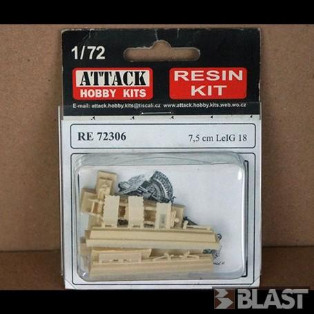 ATTACKRE72306 - GERMAN 7.5CM leig 18