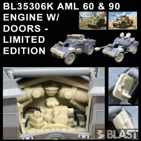 BL35306K - AML 60 & 90 ENGINE W/ DOORS - TAKOM / LIMITED EDITION