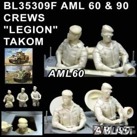 BL35309F - AML 60 & 90 CREW  LEGION - TAKOM