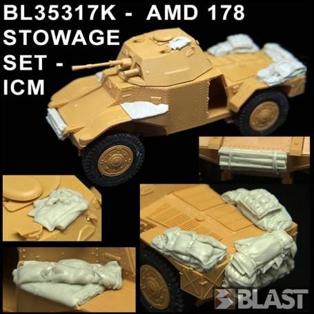 BL35317K - AMD 178 STOWAGE SET - ICM