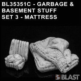 BL35351C - GARBAGE & BASEMENT STUFF - SET 3 - MATTRESS