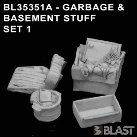 BL35351A - GARBAGE & BASEMENT STUFF - SET 1