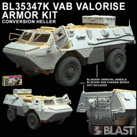 BL35347K - VAB VALORISE ARMOR KIT - CONV HELLER / EDITION