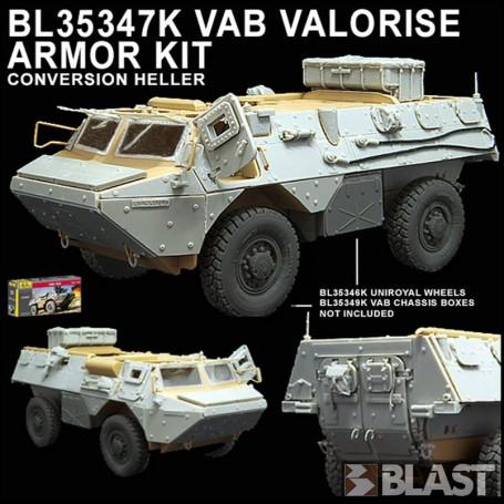 BL35347K - VAB VALORISE ARMOR KIT - CONV HELLER / LIMITED EDITION + BONUS BL35366K