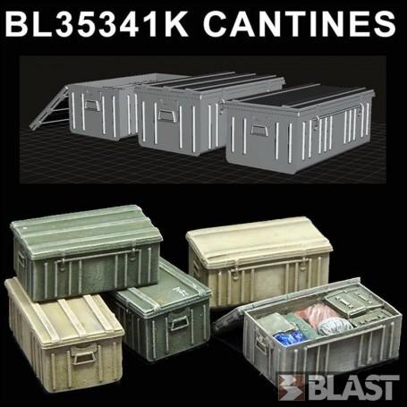 BL35341K - CANTINES - 5 PCS