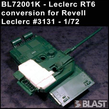 BL72001K - CONVERSION LECLERC RT6  ECHELLE 1/72 POUR KIT REVELL