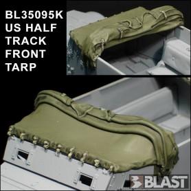 BL35095K - US HALF TRACK FRONT TARP