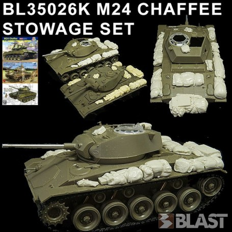 BL35026K - M24 CHAFFEE STOWAGE SET - RT 10/2018