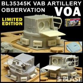 BL35345K - VAB VOA ARTILLERY OBSERVATION / LIMITED EDITION